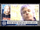 Gatekeeper David Icke or Mr Kike on Know More News 🤪