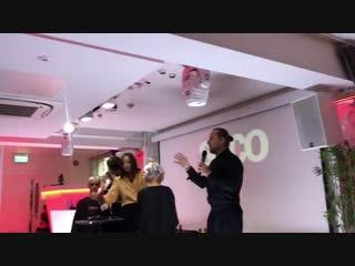 Ричард Эшфорд в Москве 5-6 декабря 2018