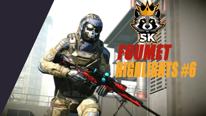 Highlights 6 By Foumet Warface Fast Cup 8