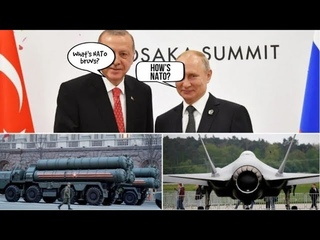 Shocking Truth Behind Russian S400 Delivery To Turkey - Trump Will Help Break NATO