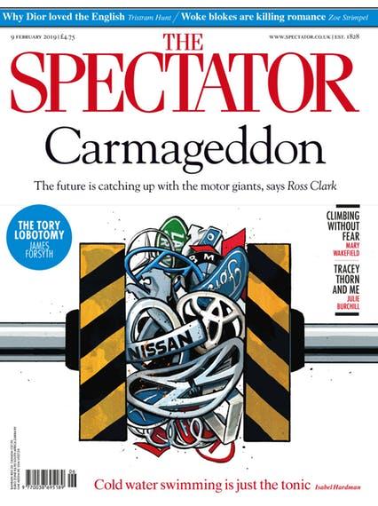 2019-02-09 The Spectator