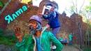 Поляна СКАЗОК 🍎 Ялта🏛️ Куда пойти с ребенком в Ялте? Достопримечательности Ялты/ Крым 2018