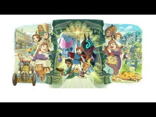 Ni no kuni wrath of the white witch remastered — launch trailer