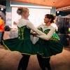 Предсамайновые мастер-классы по танцам