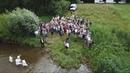 Водное крещение 2018 - Gebetshaus Minden - Wassertaufe