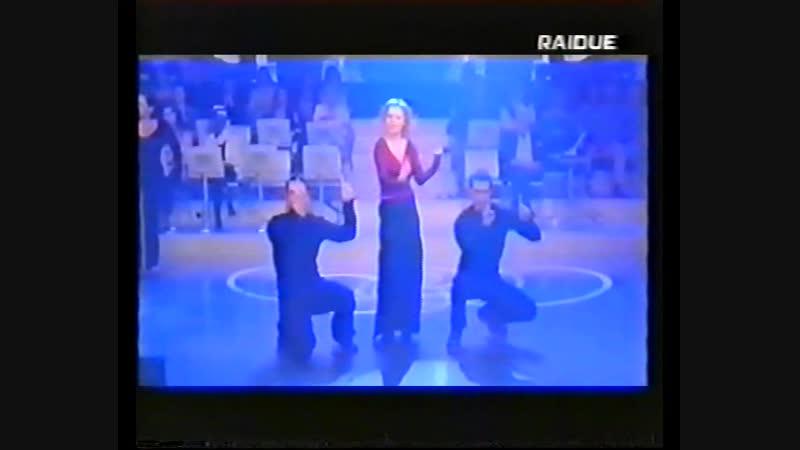 Geri Halliwell - Lift Me Up Interview - Quielli Che Il Calico 14.11.1999