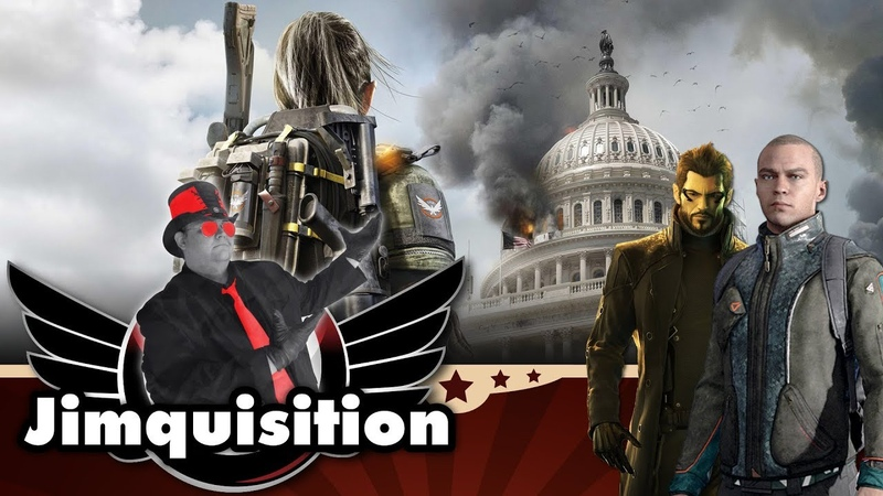 The Exploitation Of Apolitical Politics (The Jimquisition)