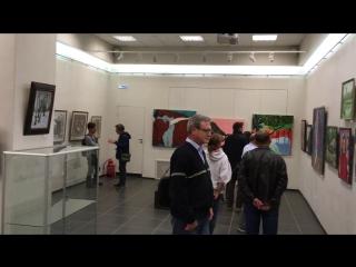 Молодежная выставка на ул. Кирова д. 8 г. Воронеж