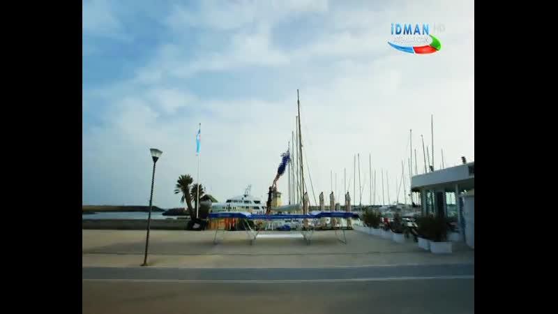 Уход на профилактику канала Idman HD Азербайджан 8 7 2019