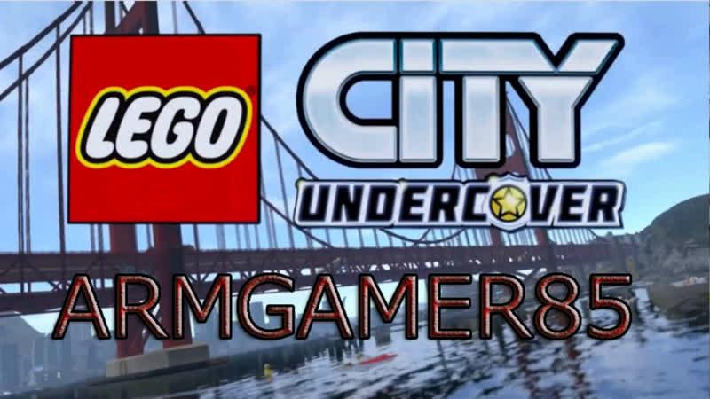 LEGO City Undercover Часть 8