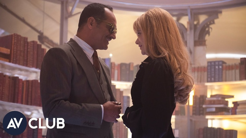 Rachel Keller and Navid Negahban on Legion and Syd being the show's true hero