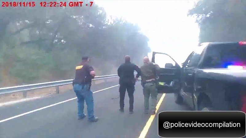 Police USA 18 Dashcam Video Of Officer Involved Shooting In Oroville California