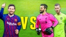 Lionel Messi Making Fun of Great Goalkeepers ● HD