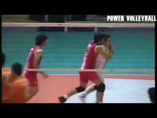Craziest red/yellow card in volleyball history (hd)