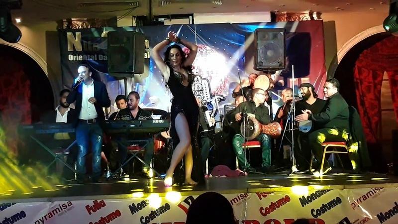 Margarita Darina . Cairo Nile Group Festival . Closing Gala Show .Kolo ala kolo