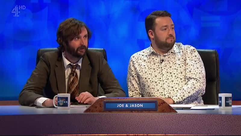 8 out of 10 Cats does Countdown 14x05 (22.09.2017)