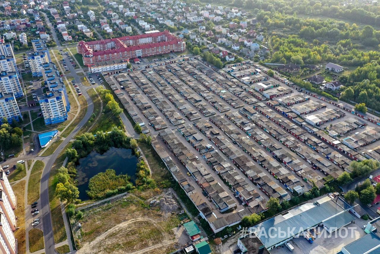 """Посмотрите панораму """"Строительный рынок"""" и фото окрестностей с высоты"""