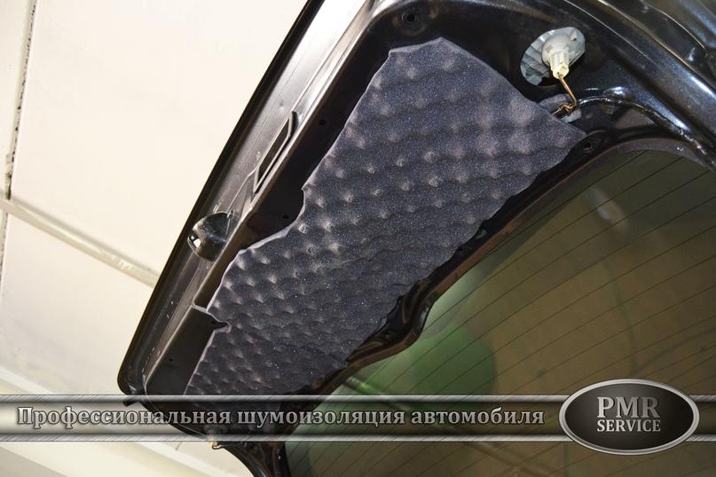 Комплексная шумоизоляция Subaru Impreza, изображение №11
