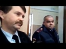 Ужас судей РФ перед видеокамерами Крысы пишат