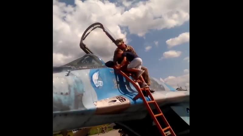 Захід Майбутнє у вишиванках на Луцькому військовому аеродромі 19-го липня 2019 року (2)