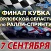 Кубок Орловской области по ралли-спринту