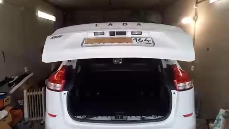 Электроприводы багажника для вашего авто