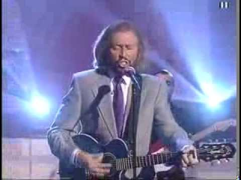 Bee Gees I´ve Gotta Get A Message To You LIVE in UK TV 1998 **Excellent quality**