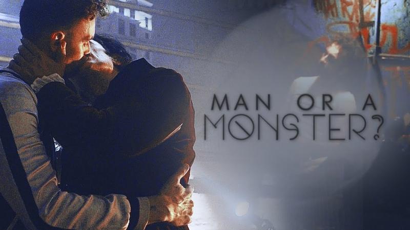 Проповедник Кэссиди Эккариус Man or a Monster Cassidy Eccarius