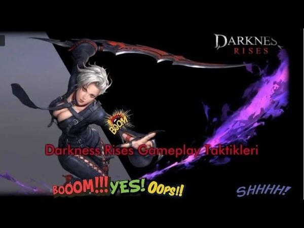 Darkness Rises Kıyasıya Dövüş Olayları Süper Animasyon !