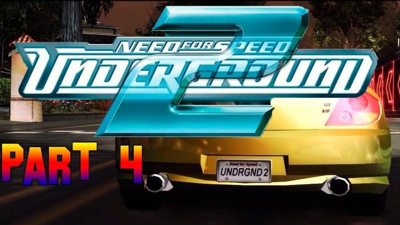 Проджект колхоз Hyndai Cupe Need for Speed Underground 2 Часть 4