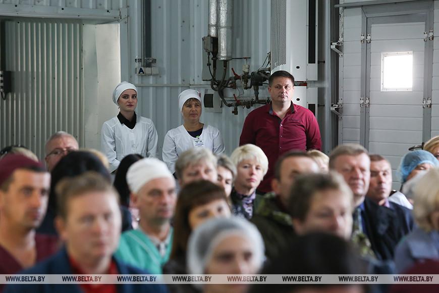 ВРП Брестской области за январь-сентябрь вырос на 2,2%