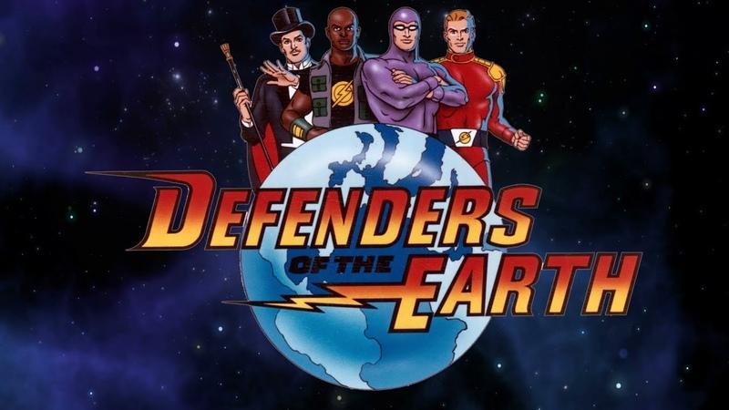 Los Defensores de la Tierra OP Inglés sin Efectos de sonido Stereo HD