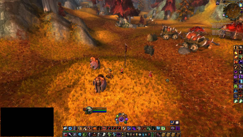 Demonic Rune Farming in Azshara