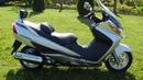 Suzuki Burgman (SkyWave) 400 (2004г.)