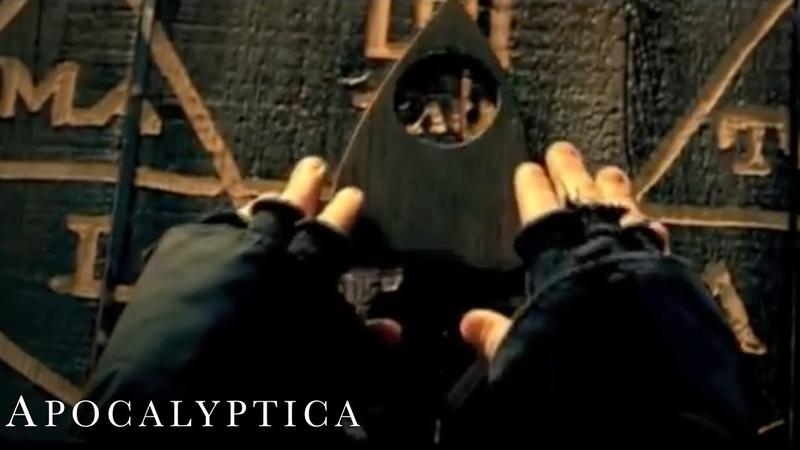 Apocalyptica Bittersweet feat. Lauri Ylönen Ville Valo Official Video