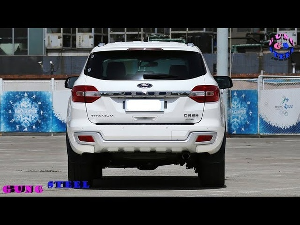 2019 Ford Everest Titanium 4WD 3.2L engine | Review interior and exterior
