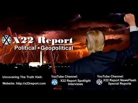 X22 Report 21.2.2020 - Vorbereitung auf den Sturm-Es ist Zeit das korrupte System zu Fall zu bringen