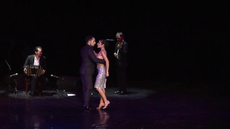 Solo Tango orquesta, Jonathan Saavedra Clarisa Aragon Arrabalera