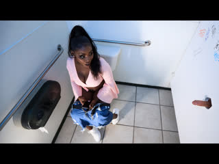 Osa lovely the pitstop (big tits, black hair, ebony, hardcore)