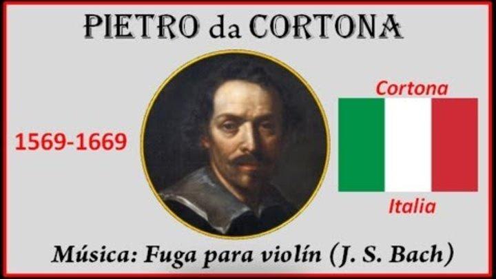 Cortona Pietro da Pietro Beretti 1596 1669 Cortona Italia Pintura Fuga para violín Bach