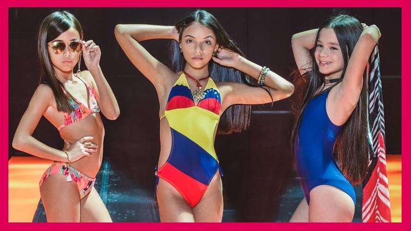 8 маленьких топ моделей Беланказар в модных купальниках Belankazar s 8 Little TOP MODELS in FASHION SWIMWEAR