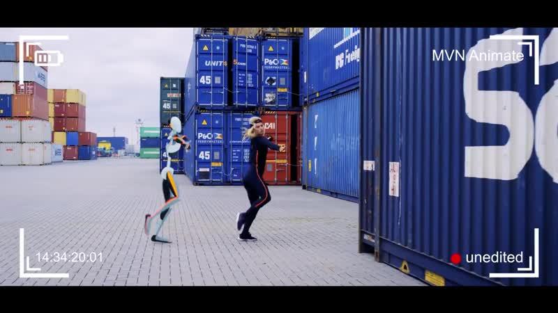 Xsens MVN Animate - Unbelievable Motion Capture Data