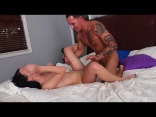 Bambi Black - Fulfilling Her Contract [All Sex, Hardcore, Blowjob, Gonzo]