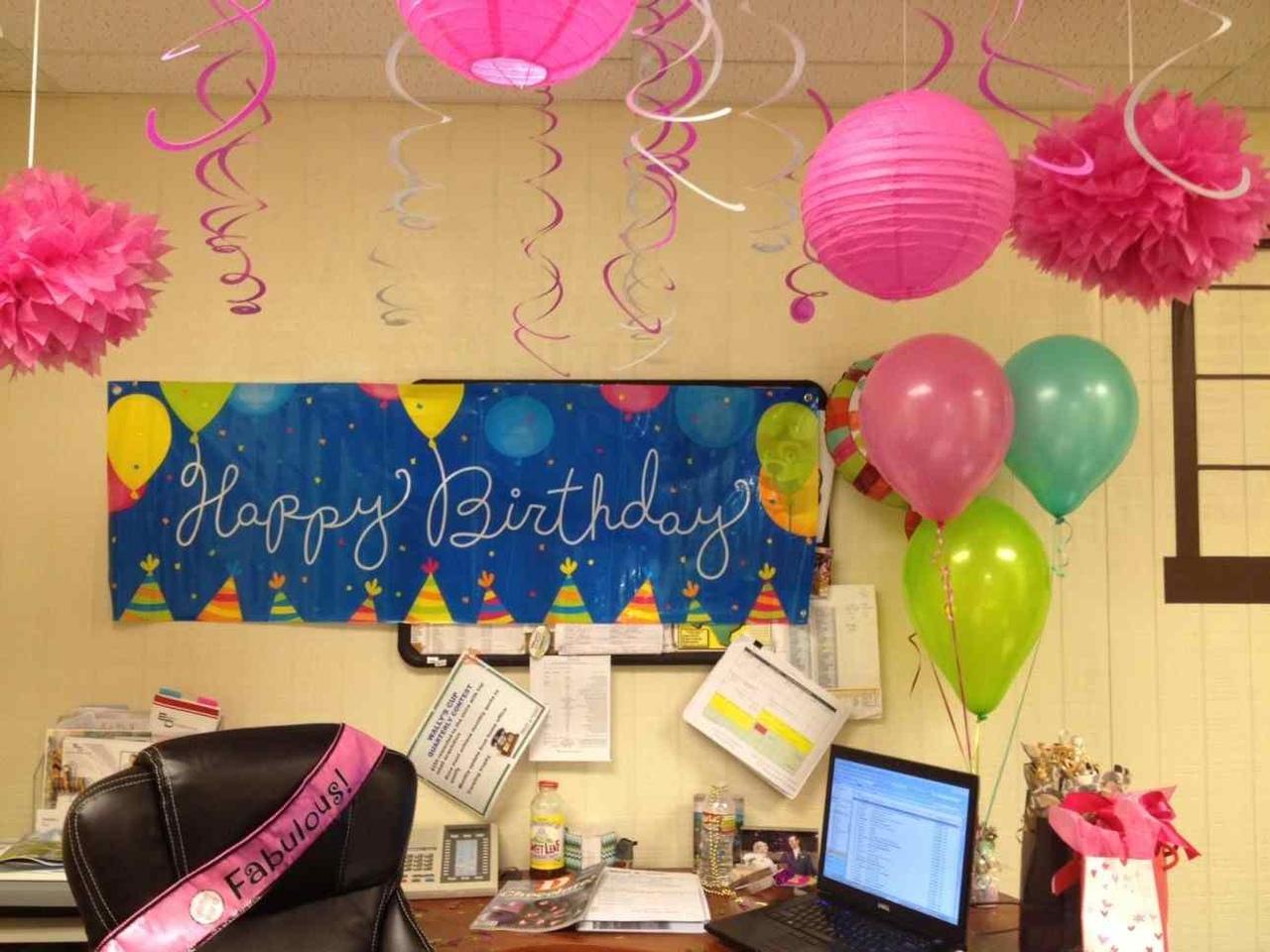 Креативные идеи поздравления с днем рождения женщине