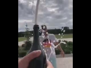 Bottle cup challenge от левандовски