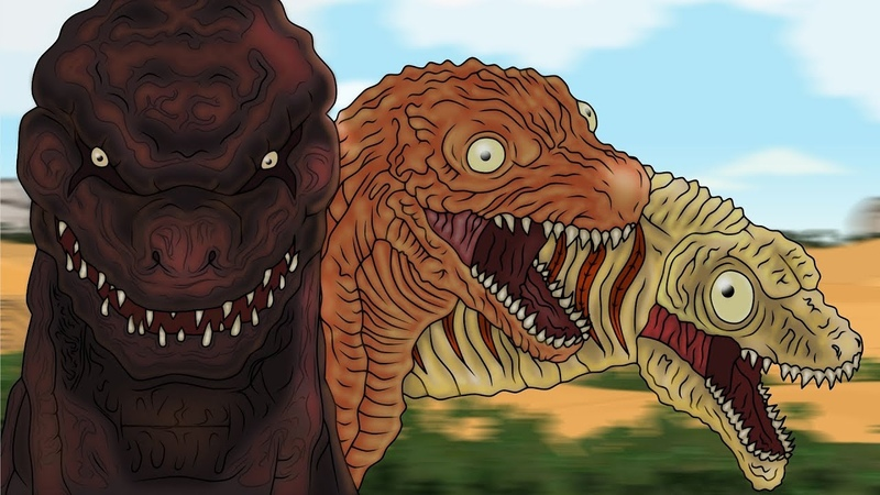 Кинг Конг против Годзиллы 14 / King Kong vs. Godzilla 14 - Shin Godzilla: Origin
