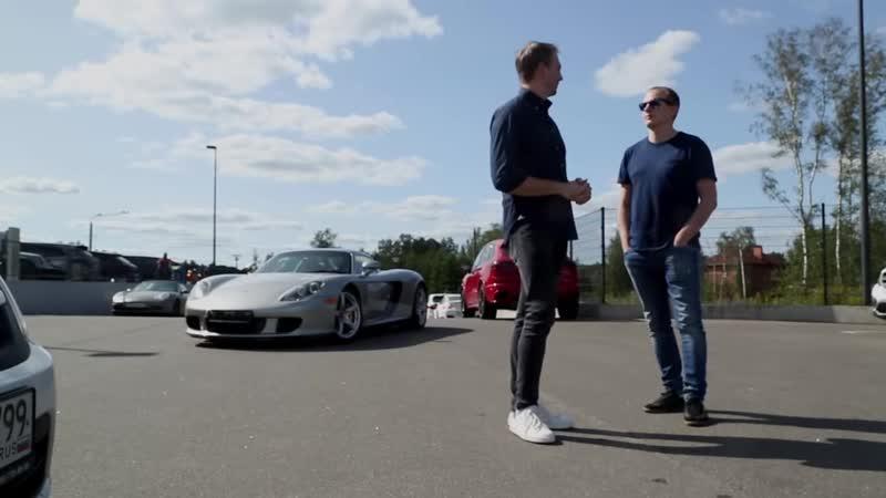 ПриветТачка Пять лет без Пола Уокера Форсаж день гибели и Porsche Carrera GT