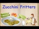 Zucchini Fritters / Book of recipes / Bon Appetit
