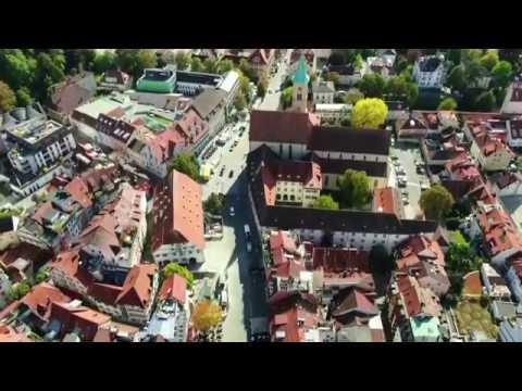 Ravensburg von oben Drohne