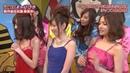 Сексуальное японское ТВ шоу (молоко и щекотка) часть 2